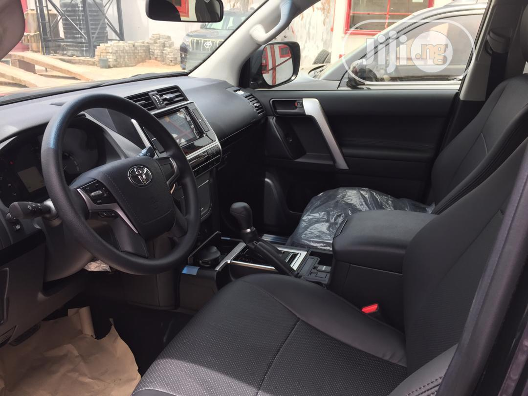 New Toyota Land Cruiser Prado 2018 GXR Black | Cars for sale in Ikeja, Lagos State, Nigeria