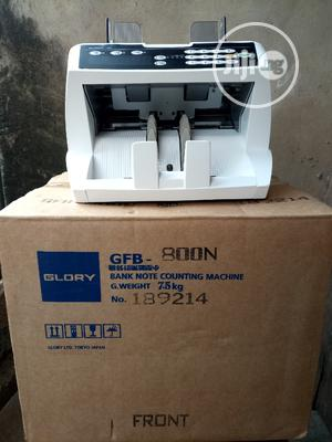 Glory Banknote Counting Machine GFB-800N | Store Equipment for sale in Lagos State, Ikeja