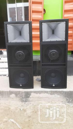 Sound Prince Speaker 18inches Double Speaker   Audio & Music Equipment for sale in Lagos State, Ojo