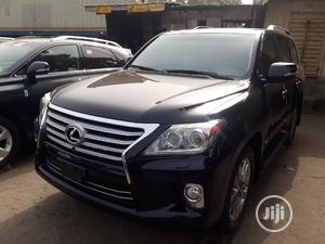 Lexus LX 2014 Black | Cars for sale in Lagos State, Apapa