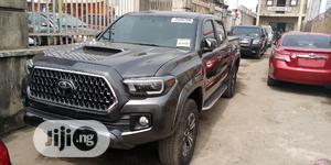 Toyota Tacoma 2019 Gray | Cars for sale in Lagos State, Agboyi/Ketu