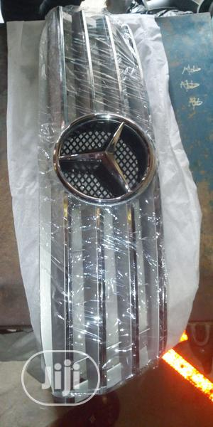 Mercedes Benz C240 New Model Front Grill   Vehicle Parts & Accessories for sale in Lagos State, Mushin