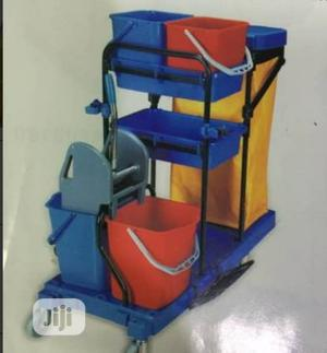 Complete Set Cleaning Trolley   Restaurant & Catering Equipment for sale in Lagos State, Lagos Island (Eko)