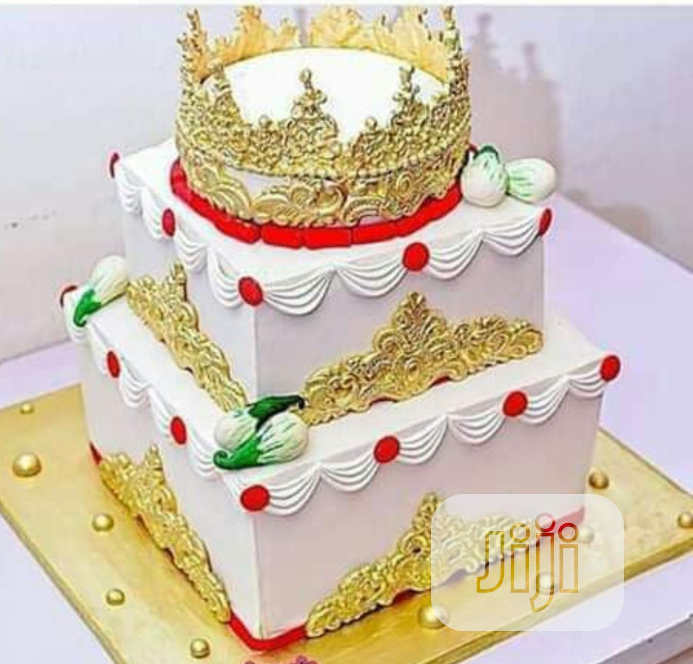 Wedding Cakes   Wedding Venues & Services for sale in Agboyi/Ketu, Lagos State, Nigeria