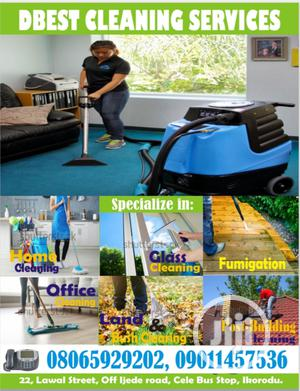 Fumigation And Cleaning Services | Cleaning Services for sale in Lagos State, Magodo