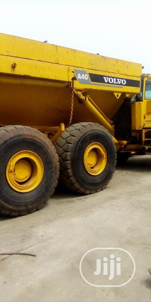 Dumper A 40 Foreign Used For Sale   Heavy Equipment for sale in Lagos State, Amuwo-Odofin