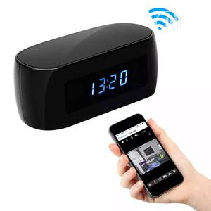 Wifi Spy Clock Camera for Home and Offices | Security & Surveillance for sale in Rivers State, Port-Harcourt