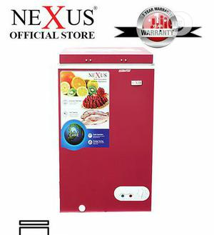Nexus 100 Litres Chest Freezer   Kitchen Appliances for sale in Lagos State, Maryland