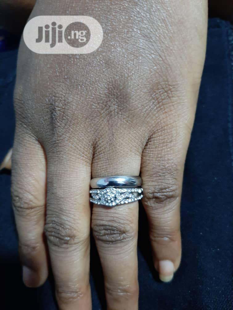 Serena Wedding Ring Set Of 3. | Wedding Wear & Accessories for sale in Warri, Delta State, Nigeria