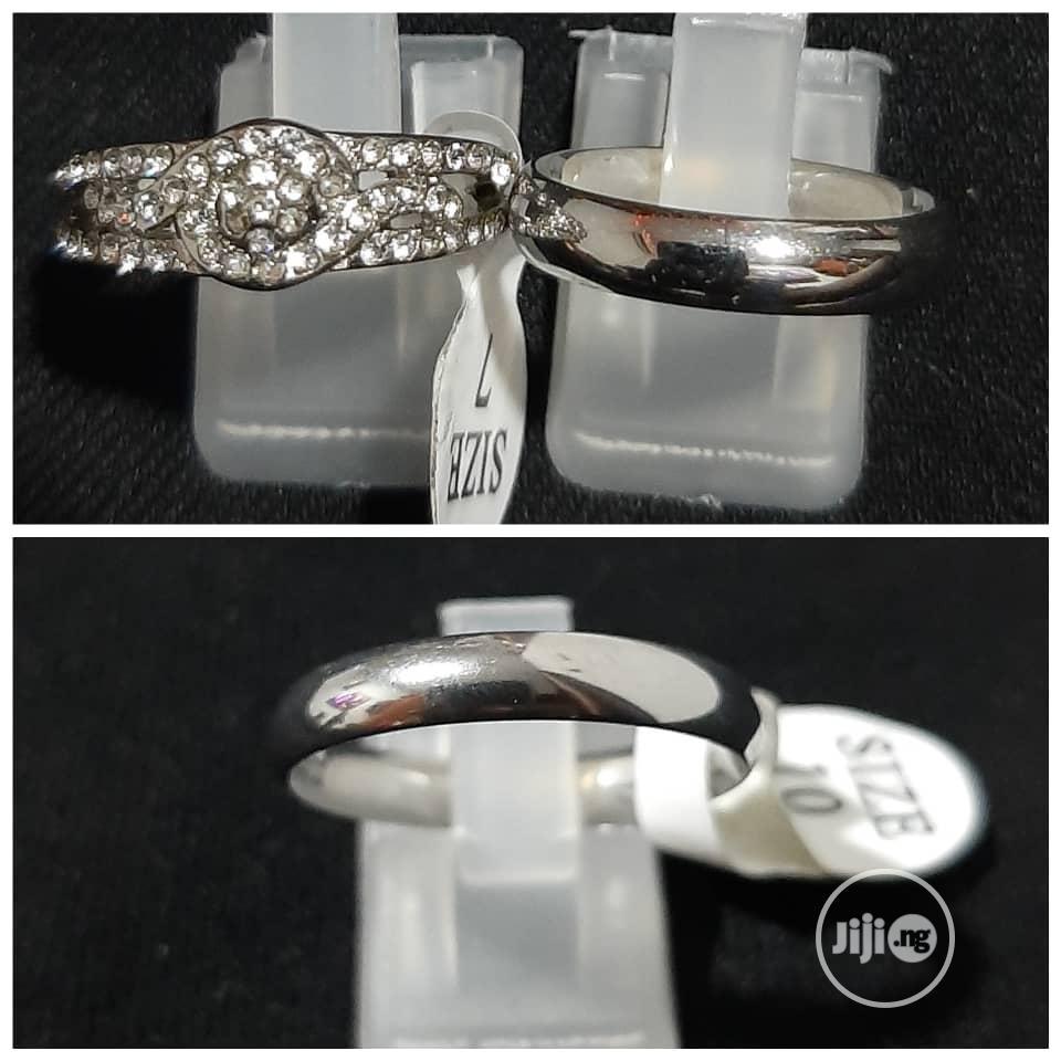 Serena Wedding Ring Set Of 3.