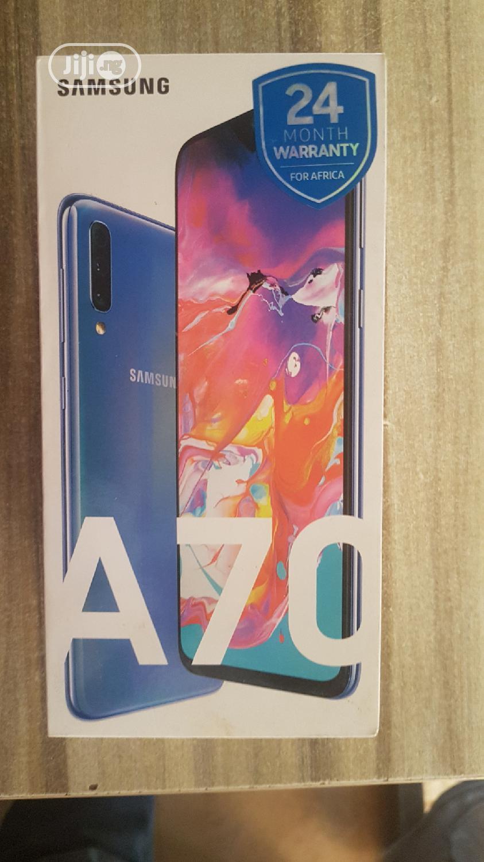 Archive: New Samsung Galaxy A70 128 GB
