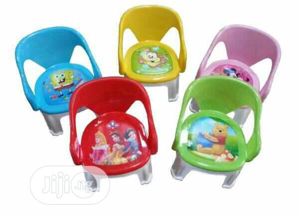 Character Children Chair And Table | Children's Furniture for sale in Yaba, Lagos State, Nigeria