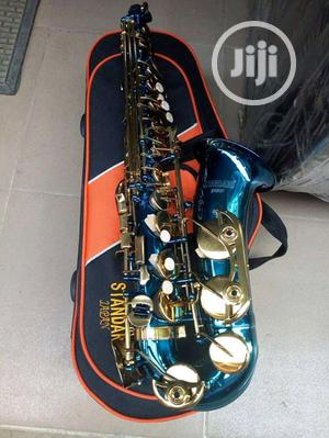 Standard Japan Alto Saxophone   Musical Instruments & Gear for sale in Lagos State, Ojo