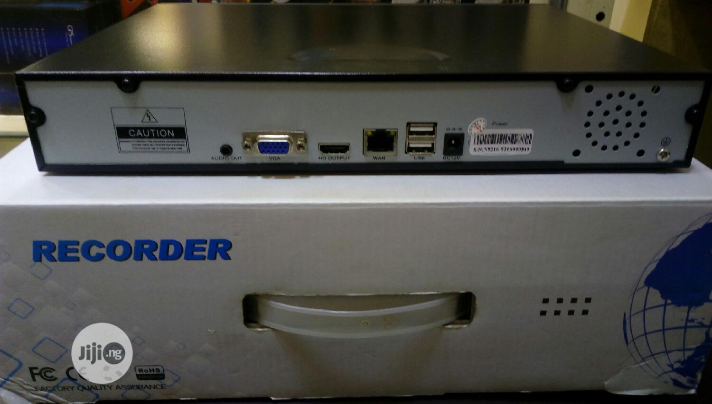 Cctv 16 Channel Network Digital Video Recorder - Nvr