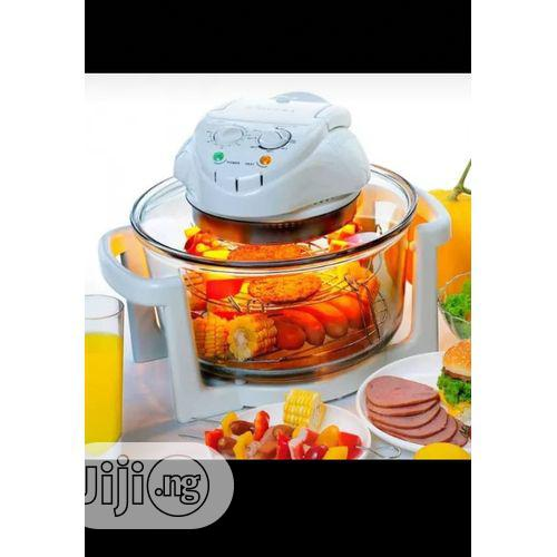 Professional 2in 1 Air Fryer and Halogen Oven