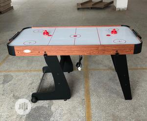 Air Hockey Table (Foldable) | Sports Equipment for sale in Lagos State, Lekki