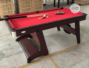 6ft Snooker Table (Foldable)   Sports Equipment for sale in Lagos State