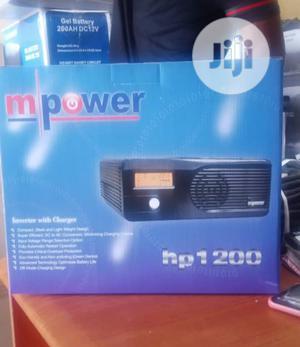 MPOWER Inverter 1.2kva 12v | Solar Energy for sale in Lagos State, Ojo