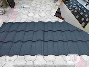 0.55mm Guage Thickness Gerard Stone Coated Roofing Sheets Heritage   Building Materials for sale in Lagos State, Ajah