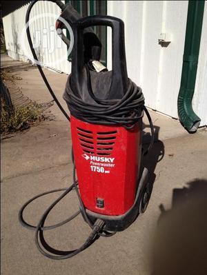 Husky Powerwash 1750 Car Wash   Garden for sale in Lagos State, Oshodi