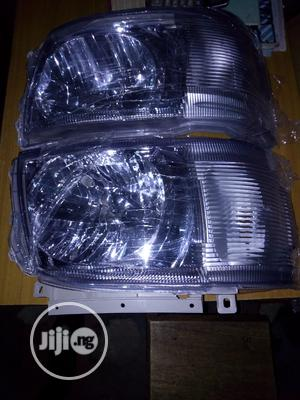 Head Lamp For Toyota Hiace 2005 To 2009 Model | Vehicle Parts & Accessories for sale in Lagos State, Mushin