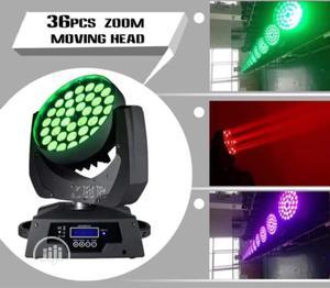 RGB Mini Moving Head Light | Stage Lighting & Effects for sale in Lagos State, Lagos Island (Eko)