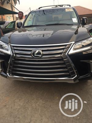 Lexus LX 570 2016 Black | Cars for sale in Lagos State, Ikeja