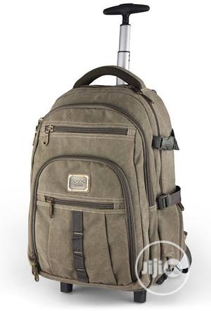 Trolley Travelbag Laptop Backpack School Bag | Computer Accessories  for sale in Lagos State, Amuwo-Odofin