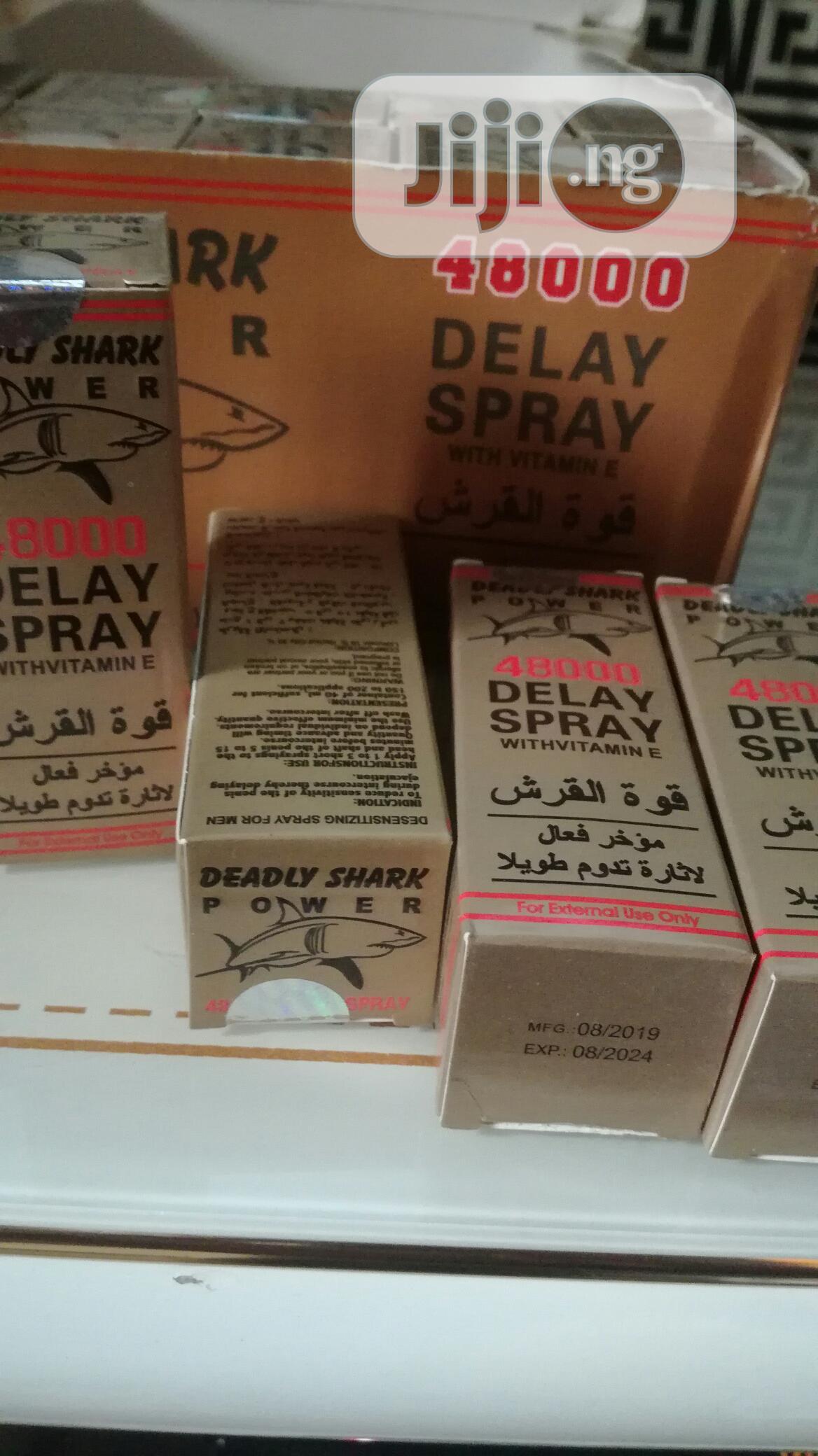 Ejaculation Delay Spray