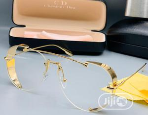 Christian Dior (CD) Glasses For Men's | Clothing Accessories for sale in Lagos State, Lagos Island (Eko)