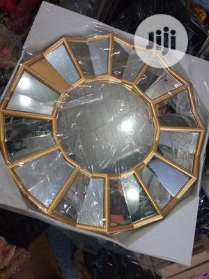 Execusitive Round Mirror | Home Accessories for sale in Lagos State, Surulere