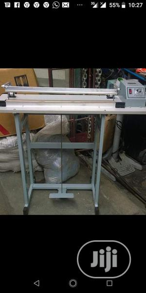 Industrial Pedal Sealing And Cutting Machine | Manufacturing Equipment for sale in Lagos State, Ikeja