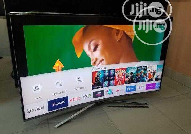 Archive: Samsung 49inches Smart Curve Uhd 4k Tv