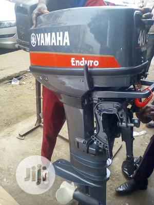Engine Boat 40hp (YAMAHA)   Vehicle Parts & Accessories for sale in Lagos State, Ikeja