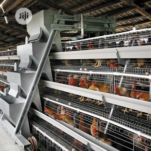 China Factory Best Chicken Cage Poultry Cage | Farm Machinery & Equipment for sale in Lagos State, Ikoyi