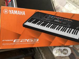 Yamaha PSR E263 Piano   Musical Instruments & Gear for sale in Lagos State, Ojo
