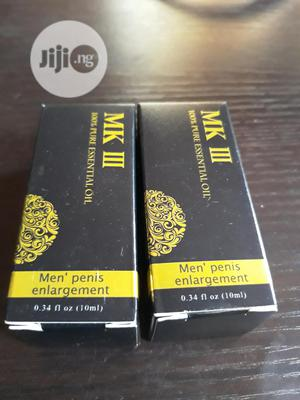 MK III Men Penis Enlargement Essential Oil   Sexual Wellness for sale in Lagos State, Oshodi
