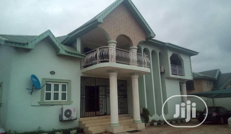 5 Bedrooms Duplex With Swim Pool At Ojoo Ibadan