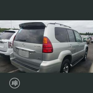 Lexus GX 2005 470 Sport Utility Gray | Cars for sale in Lagos State, Ikeja