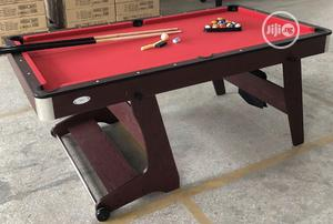 6ft Foldable Snooker Table With Accessories   Sports Equipment for sale in Lagos State, Surulere