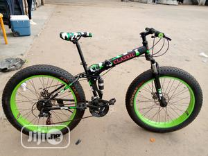 Folding Big Tyre Sport Bicycle | Sports Equipment for sale in Abuja (FCT) State, Jabi