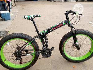 Sport Bicycle Folding Big Tyre | Sports Equipment for sale in Abuja (FCT) State, Utako