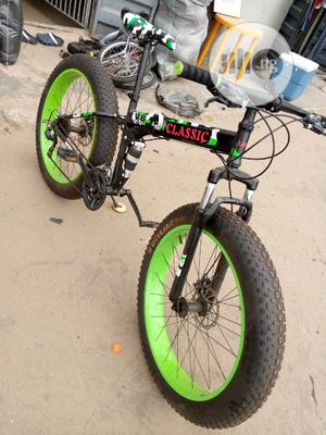 Sport Big Tyre Bicycle Folding | Sports Equipment for sale in Abuja (FCT) State, Wuse
