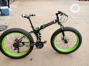 Fat Tyre Folding Sport Bicycle | Sports Equipment for sale in Lagos State, Lekki