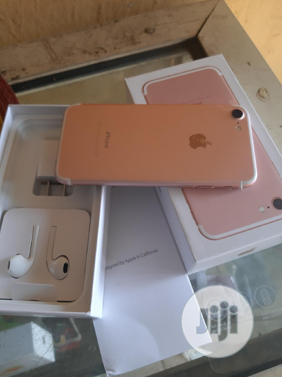 New Apple iPhone 7 32 GB Gold | Mobile Phones for sale in Ibadan, Oyo State, Nigeria