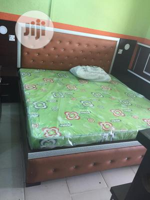 Executive Bed Set 6x6 | Furniture for sale in Lagos State, Ojo