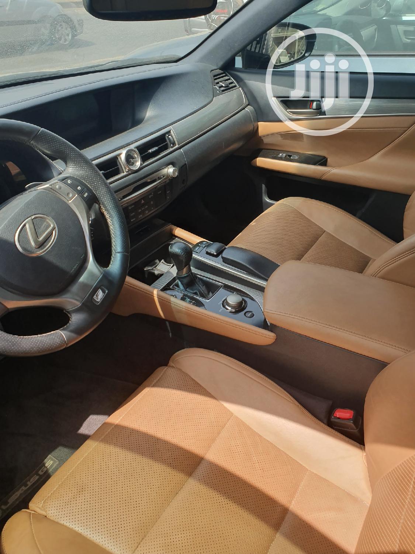 Archive: Lexus GS 2014 Gray