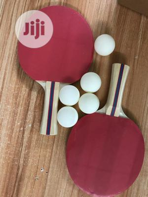 Pack of Table Tennis Bats Balls | Sports Equipment for sale in Lagos State, Surulere