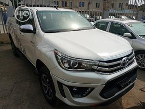 New Toyota Hilux 2019 SR5+ 4x4 White   Cars for sale in Lagos State, Amuwo-Odofin
