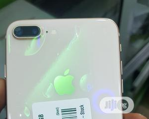 Apple iPhone 8 Plus 256 GB Gold   Mobile Phones for sale in Lagos State, Ikeja